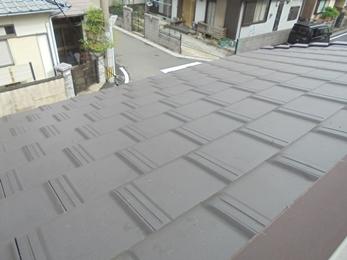 福喜 外壁塗装災害に強い防災瓦で雨漏れのトラブルも解決!
