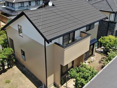 【ミサワホーム】耐久性抜群!屋根・外壁ともに長く家を守ります。