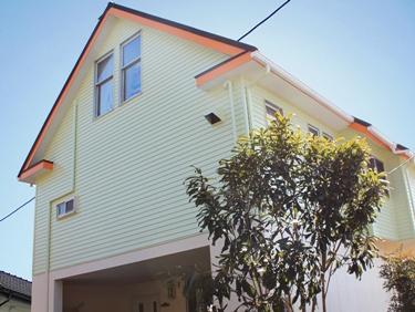 外観の雰囲気はそのまま生かし、長くお家を守ります!