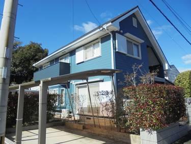 屋根・外壁共に高耐久性。生まれ変わった外観で長く美しく家を守ります!