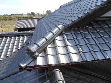 福喜 外壁塗装頑丈な瓦でしっかり雨漏り予防!安心・安全屋根葺き替えリフォーム