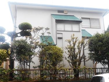 福喜 外壁塗装雨漏り防止もバッチリ!屋根と外壁の色の調和が魅力的なお家に☆