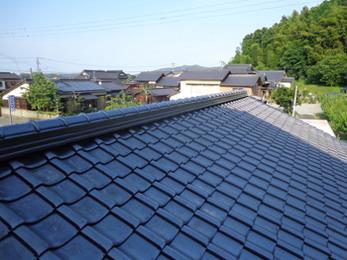 ガイドライン工法で地震に強い屋根