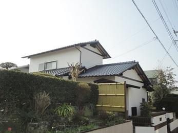 屋根葺替で外部環境からお家を守る力を取り戻す!