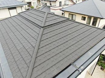 当社オススメのカバー工法で、重厚感ある長持ち屋根に生まれ変わり!