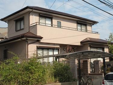 建物に美観と耐久性をプラス★フッ素塗料で外壁・屋根塗装
