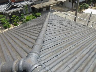 福喜 外壁塗装セメント瓦「ユーロベスト」屋根修理もお任せください!