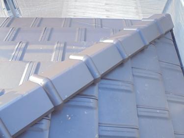 福喜 外壁塗装ガイドライン工法施工で台風、地震、災害に強い、安全性の高い屋根へ!